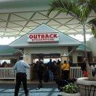 Outback Delta  Terminal Orlando Airport